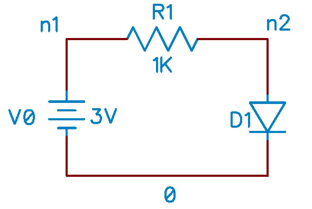 Anayjoshi Diodes In Circuits Resistor Diode Dc Circuit